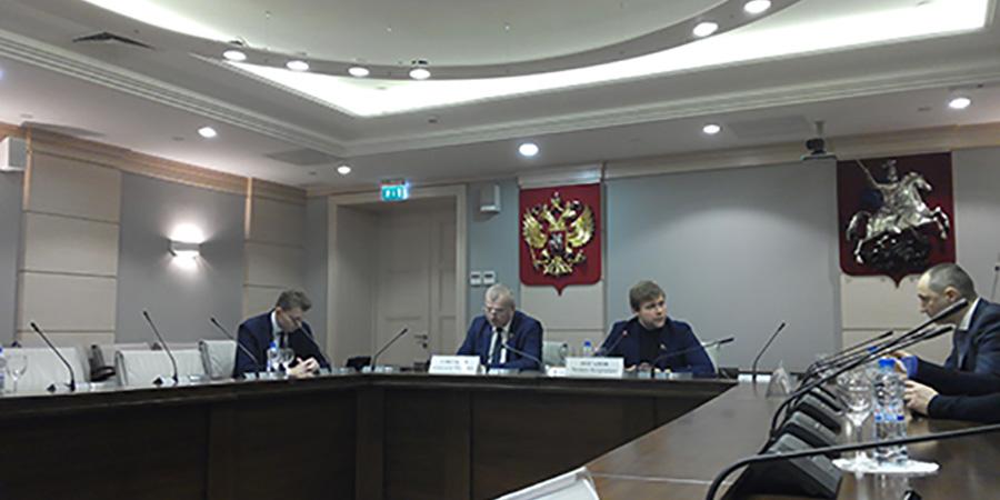 Представитель ООО «Инжиниринговая Компания «2К» принял участие в заседании комиссии Московской городской Думы по науке и промышленности