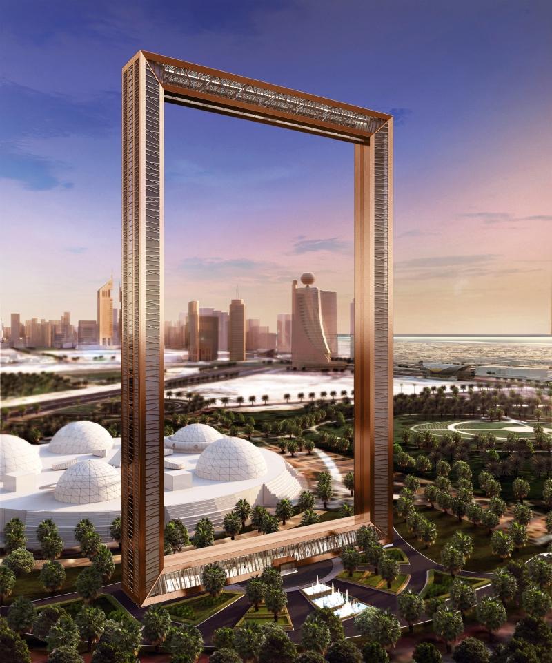 21.07.2017 Дубайская рамка: ожившая история