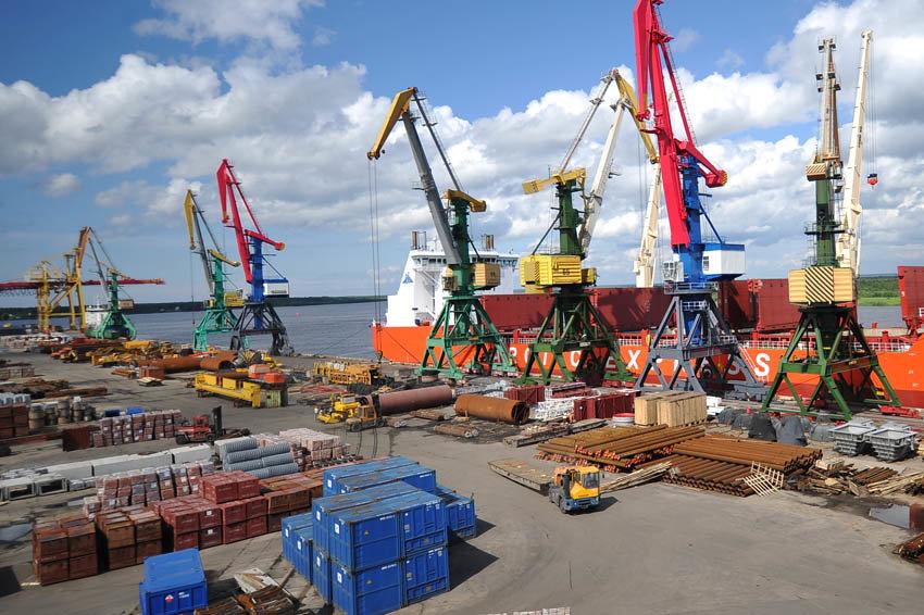 16.11.2016 В Архангельске построят глубоководный северный порт в рамках российско-китайского партнерства
