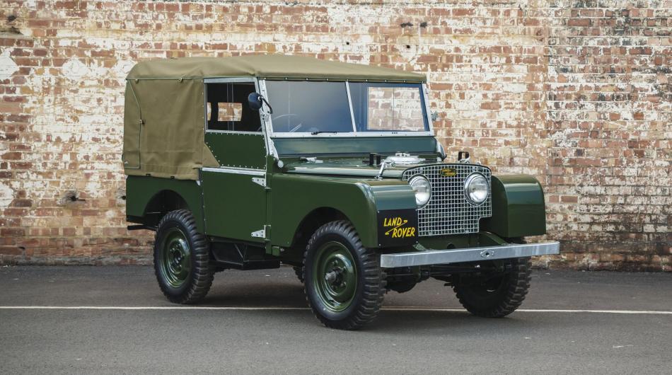 28.04.2017 30 апреля 1948 года в Нидерландах впервые представили автомобиль Land Rover