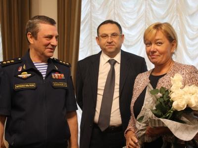 Телеведущая Арина Шарапова стала членом Попечительского совета ДОСААФ России