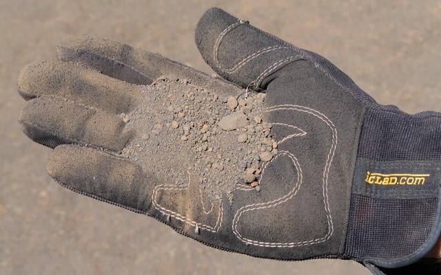 27.08.2018 ЕКА собирается использовать лунную пыль для строительства реальных объектов