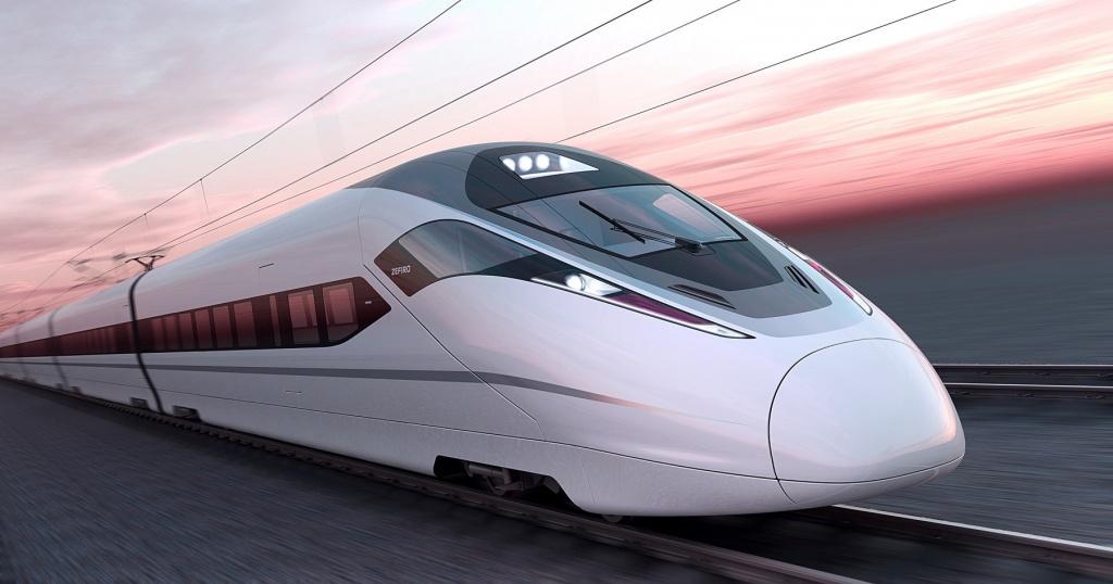 31.05.2018 Китай потратит 300 миллиардов долларов на поезда!