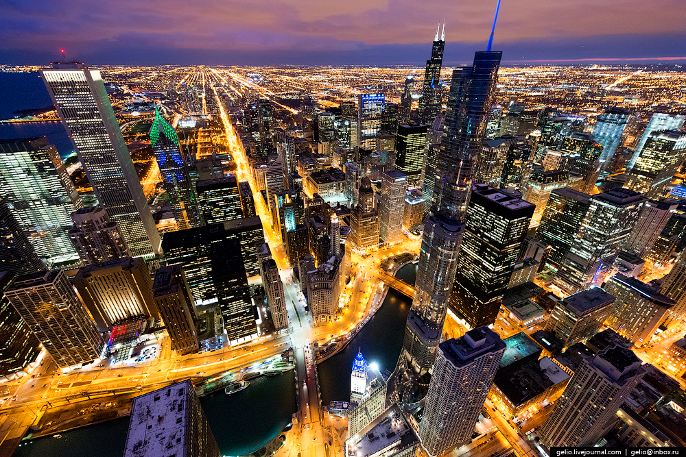 18.05.2018  Чикаго – родина небоскребов
