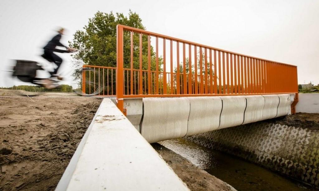31.08.2018 Голландские 3-D мосты