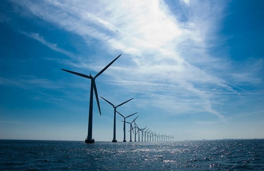 18.09.2018 У берегов Великобритании заработала крупнейшая в мире ветряная электростанция