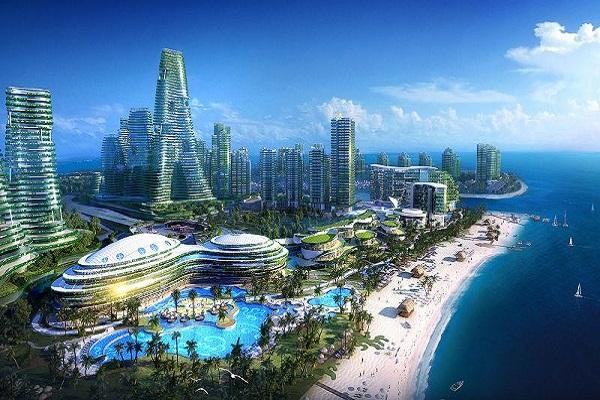 16.05.2018 Саудовская Аравия построит город будущего за 500 миллиардов долларов