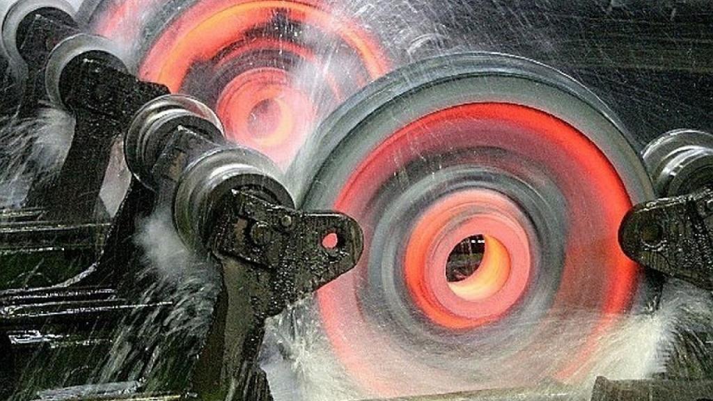 18.12.2017 Запуск первого пролета объекта «Комплекс по производству железнодорожных колес» в г. Экибастузе, Республика Казахстан